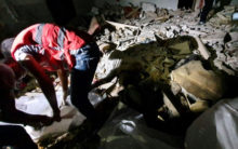 Death toll of air raid on Libya migrant camp rises to 53: WHO