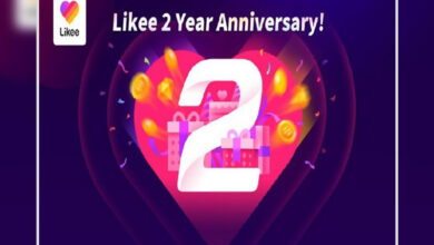 Photo of Short video platform Likee completes two years in India