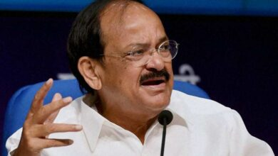 Photo of Draft policy encourages philanthropic institutions: Naidu