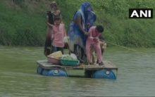 Assam, MP, WB: Floods hit the states
