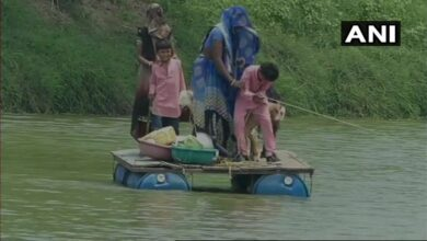 Photo of Assam, MP, WB: Floods hit the states