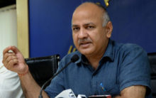 Make law to spend 6% of GDP on education: Sisodia