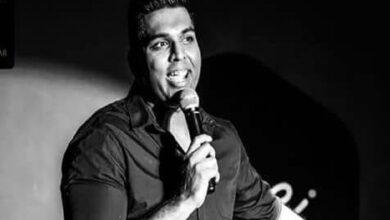 Photo of Indian-origin comedian dies on stage in Dubai