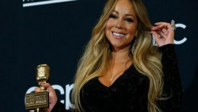 Photo of Almost like being prisoner: Mariah Carey on her first marriage