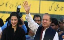 Maryam tweets video, where accountability judge admits to lack of evidence against Nawaz in graft case