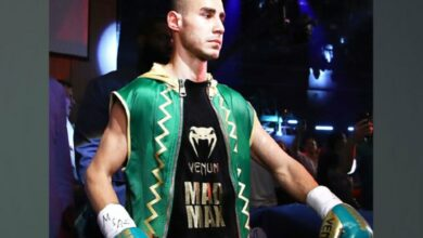 Photo of Russia's Maxim Dadashev injured in boxing match, dies