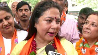 Photo of Lekhi hits back over Karti Chidambaram's 303 jibe at BJP