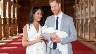 Photo of Meghan Markle, Prince Harry's son Archie's godparents will be kept a secret