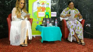 Photo of Merck Foundation in partnership with the First Lady of Ghana launch inspiring story of Kofi and Ama