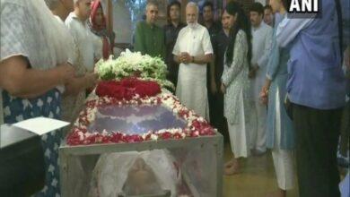 Photo of PM Modi pays tribute to Sheila Dikshit