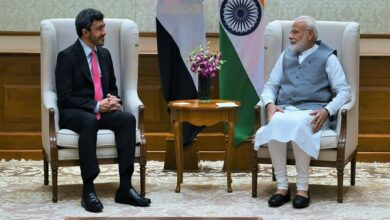Photo of India, UAE resolve to broaden cooperation in areas of mutual interest during FM Al Nahyan's visit