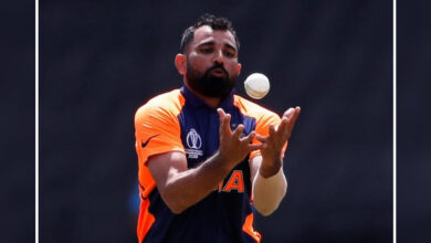 Photo of Mohammad Shami's visa rejection: BCCI writes to US Embassy