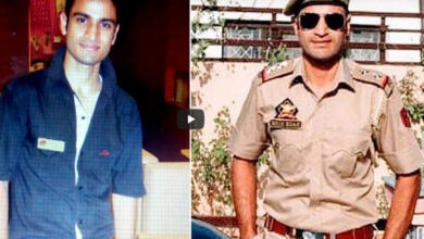 Photo of Meet Moin Khan, Kashmiri Pizza delivery boy who becomes Sub-Inspector