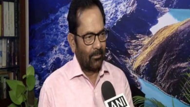 Photo of 'Jugaad' govt demolishing itself: MA Naqvi on Karnataka crisis