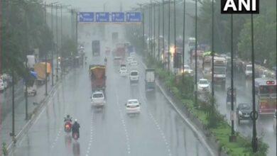 Photo of Heavy rains delay flight operations at Mumbai international airport
