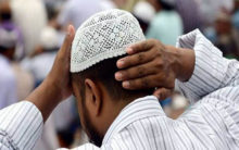 No namaaz on roads