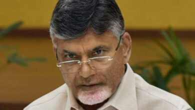 Photo of Drones over Naidu's house spark row