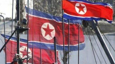 Photo of N.Korean media confirms multiple rocket launcher test