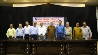 Photo of Academic award Ceremony by Helping Hand