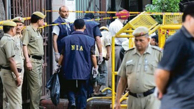Photo of NIA drops terror charges against Azam, Irshad, Raees, Zaid