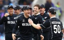 ICC World Cup: New Zealand defeat India by 18 runs, enter final