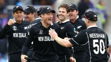 Photo of ICC World Cup: New Zealand defeat India by 18 runs, enter final