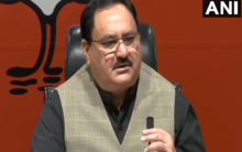 Nadda urges party leaders to make BJP a '22-cr member party'