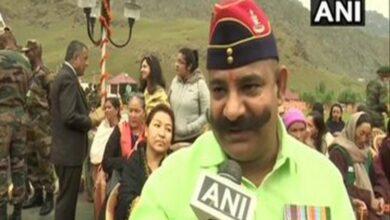 Photo of 20 years on, Naik Deepchand recalls Kargil war victory