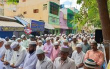 Aligarh mufti orders namaaz on terrace, instead of roads