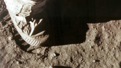 Photo of One giant leap: 50 years ago, humanity's first steps on the Moon