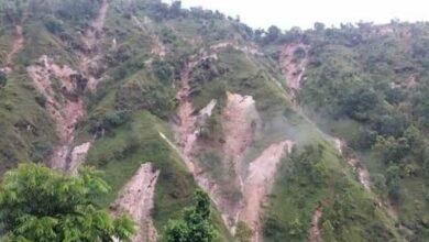 Photo of 11 killed in landslides in western Nepal
