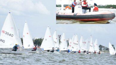 Photo of Governor ESL Narasimhan inaugurates 34th Sailing Championship at Hussain Sagar