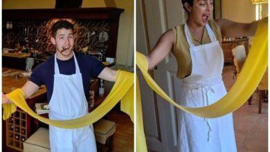 Photo of Priyanka Chopra, Nick Jonas set couple goals, attend cooking class