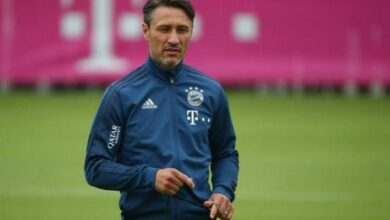 Photo of Niko Kovac keeps calm despite defeat to Arsenal