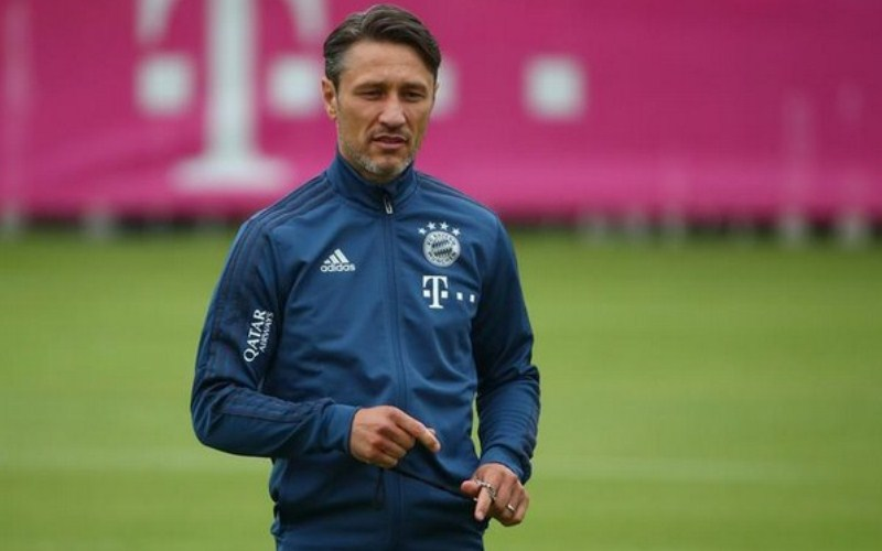 Niko Kovac keeps calm despite defeat to Arsenal