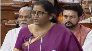 Photo of Rs 1.05 lakh crore disinvestment target for 2019-20; AI's disinvestment to be reinitiated: Sitharaman
