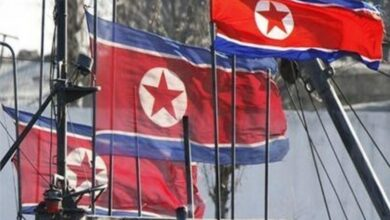 Photo of North Korea fires unidentified projectiles off east coast