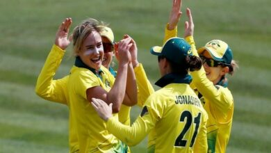 Photo of Women's Ashes: Australia white-wash England to win ODI series
