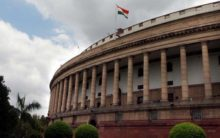 Parliament  session extended upto Aug 7