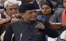 Goyal says no privatisation of Railways, targets Congress