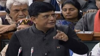 Photo of Goyal says no privatisation of Railways, targets Congress