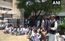 PoK govt employees stage protest against Pak discriminatory financial policies