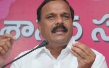 TRS flays Congress, BJP leaders for meeting Guv on Secretariat