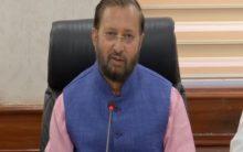 Congress has not allowed Rajya Sabha to function: Javadekar