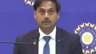 Photo of Dhoni knows when to retire, says Chief selector MSK Prasad