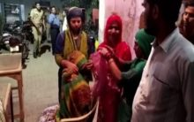 UP: Pregnant woman beaten up by miscreants in Etah