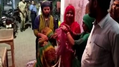 Photo of UP: Pregnant woman beaten up by miscreants in Etah