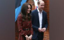 UK's royal couple visits mountain-top glacier in Pakistan