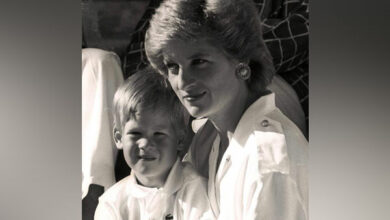 Photo of Prince Harry delivers heart-warming speech about late mother Princess Diana