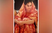 Priyanka joins saree trend on Twitter with throwback wedding
